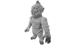 I.W.A.JAPANプロレス UMA軍団ソフビシリーズ メキシコの吸血獣 チュパカブラ