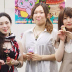 女性アーティストたちの怪獣展「KAIJU GALS Happy☆Birthday Parade」開催!