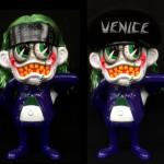 Suicidal Tendencies x BlackBook Toy SKUM-kun Supervillain edition