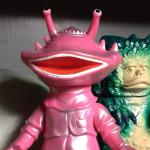 2015年11月21日~11月23日の「マルサン玩具まつり」でピンクのM1号製カネゴン発売!