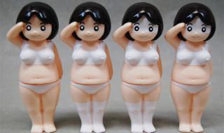 2015年11月29日開催の「むちフェス03~肉感アート展~」でサンガッツ本舗があずきちゃん発売!