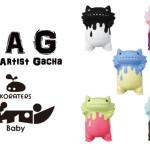 VAG(VINYL ARTIST GACHA) SERIES 5 バイロンBABY