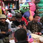 【REPORT】大怪獣サロンで8メーカー合同の販売&トーク&抽選会ありの「ソフビサミット」が開催されたのだ!