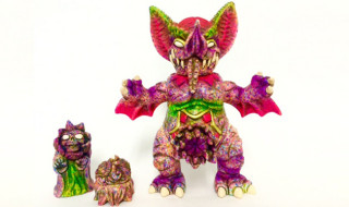Paul Kaiju『Mockbat』Kenth Custom