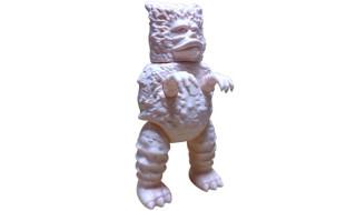 マルサンのソフト怪獣シリーズ クラシックガラモン450 テストショット