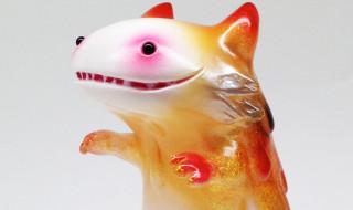 山椒魚怪獣バイロン 2016 新春申年 Lucky Byron