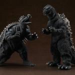 東宝30cmシリーズ ゴジラ1955 & アンギラス1955 限定対決セット