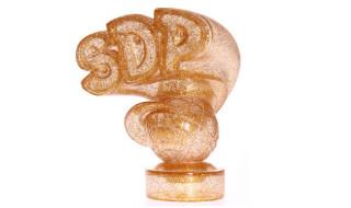 スチャダラパー ロゴマーク 3D