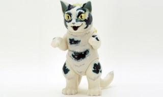 化猫怪獣ネゴラ 大王ネゴラ 歌川国芳 猫石の由来バージョン
