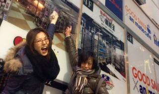 【REPORT】2016年1月23日、東京秋葉原のOne up.AKIBAカルチャーズZONE店へUMA軍団が表敬訪問!
