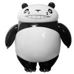 2016年3月頃発売予定でduneが『パンダコパンダ』のパパンダとパンちゃんを準備中!