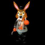 Frank Kozik × BlackBook Toy A Clockwork Carrot Lil Alex Bait edition