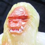 UMA軍団ソフビシリーズ 雪男 乳白版