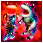 MAI NAGAMOTO x BLObPUS 怪獣INNOCENT [BLObPUS彩色Ver.]