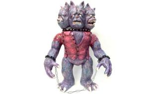 GEEK! × Kenth Toy Works『ケルベロスマン』Kenthカスタム