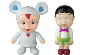 切人&タケシ人形