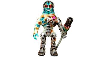 Jetturre × BLObPUS スパルタ巨神『ガイボット』
