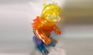 2016年4月24日の「スーフェス71」で絵描き・ナガモトマイ氏が怪獣INNOCENT&子供COREEの新バージョンを発売開始!