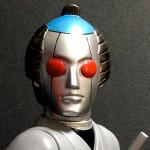 大江戸ROBOTS ZENIGATAグレー 十手付(レジン製)