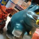 なる化け猫屋敷は限定版の「ト○&ジェ○ー塗装Ver. 2体セット」を発売!
