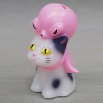 縁起物百貨店限定デザイン 化猫衣蛸 北斎国芳Ver./招き猫Ver.