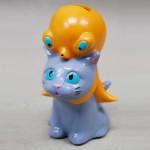 猫又衣蛸・ロシアン青目