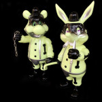 2016年6月11日0時より受注開始!BlackBook Toyから「A Clockwork Carrot Lil Alex & Dim Graveyard edition」が新登場!