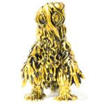 マルサンのソフト怪獣シリーズ 西川伸司原画展ゴジラ百態開催記念 ヘドラ1971黄金像