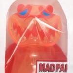 MAD PANDAソフビフィギュア-ORANGE SUNSHINE-