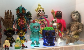 「MEDICOM TOY 20th ANNIVERSARY EXHIBITION」