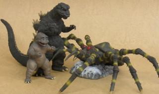 東宝大怪獣シリーズ ゴジラの息子セット01