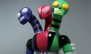 ノンスタンダードコレクション 機械獣ケルベロスJ3