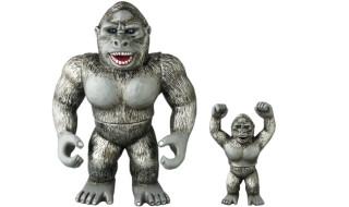 ジャイアントアトミックコング(銀猿)+オリジナルアトミックコング(銀猿)