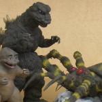 東宝大怪獣シリーズ ゴジラの息子セット イベント開催記念商品