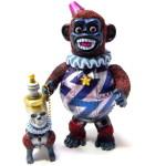"""鉄猿シリーズ IRON MONKEY #2 """"DAVID""""(鉄猿2号『デイヴィッド』)"""