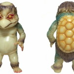 シカルナ・工房怪獣ソフトシリーズ カッパさま GID 山吉屋限定カラー