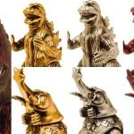マルサンの世紀の東宝怪獣シリーズ