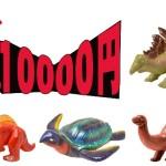 マルサンのこれが本物の恐竜だ! シン 恐竜10000円(税抜)