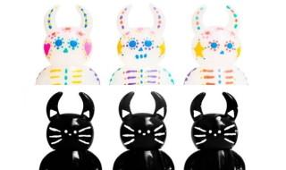 シュガースカルUAMOU 、黒猫UAMOU