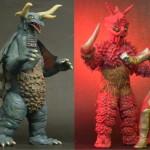 大怪獣シリーズ コスモリキッド 少年リック限定商品、ウルトラマンエース 異次元空間対決セット 少年リック限定商品