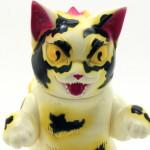 化猫怪獣ネゴラ 大王ネゴラ 歌川国芳 猫石の由来 三毛バージョン