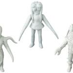 メディコム・トイ[東映レトロソフビコレクションM(ミドル)]原型スクープは『超人バロム・1』から「イカゲルゲ」「エビゲルゲ」「タコゲルゲ」の3体!