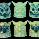 "Jeff Soto × BlackBook Toy NekoFukurou ""Night"""