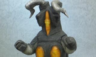 大怪獣シリーズ ゼットン二代目 少年リック限定商品