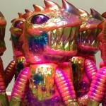 LEOそふび坊や「ウロボロス」「怪獣(テュポン Typhon)」