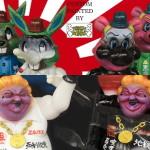 custom one-offs by Kenth Toy Works