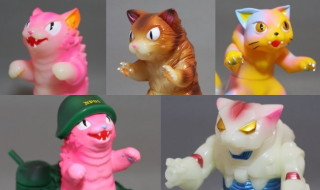 「Taipei Toy Festival 2016」へ出店するMaxToyの「TTF2016限定情報」第2弾