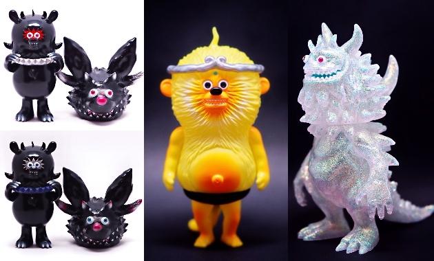 2016年10月22日開催の「SOFVI EXPO'16」へ出店するT9G氏は「Taipei Toy Festival 2016」で発売した新作を国内発売!