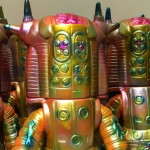 LEOそふび坊や「ウロボロス」「ロボット(グラヴィオール Graviol)」