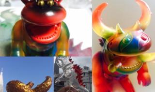 怪獣と子供の国 怪獣INNOCENT、怪獣INNOCENT.ANGARvr.各TTF2016限定Ver.